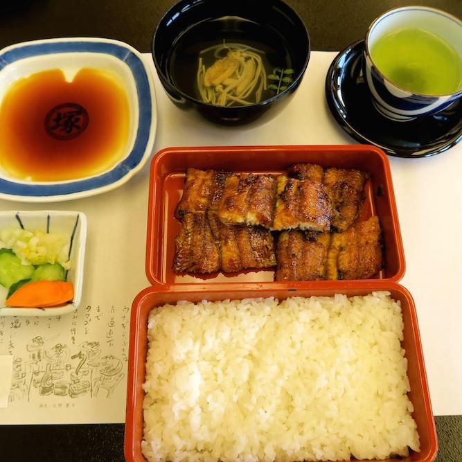 タモリ絶賛!日本一美味しい鰻屋!吉塚うなぎ屋本店@福岡市博多区中洲