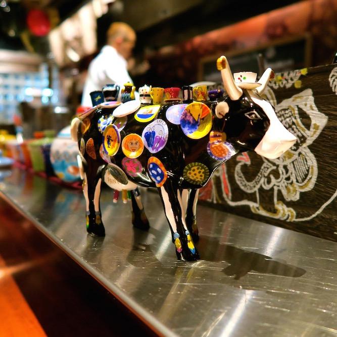 鉄板焼きBaramonya(ばらもんや)黒毛和牛でちょっと贅沢に!@福岡市中央区春吉
