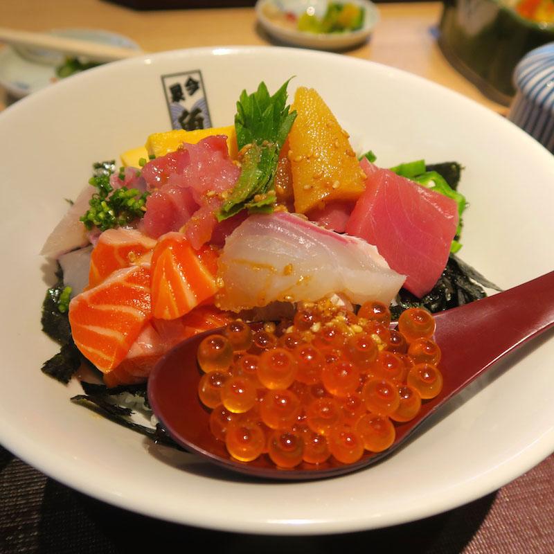 気軽に贅沢海鮮ランチなら魚忠(うおちゅう)が超おすすめ!@福岡市中央区今泉