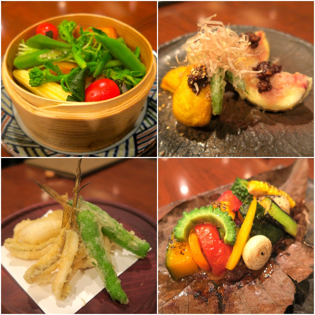 福岡で旬の美味しい野菜を食べるなら八お野 (ヤオヤ)@福岡市中央区高砂