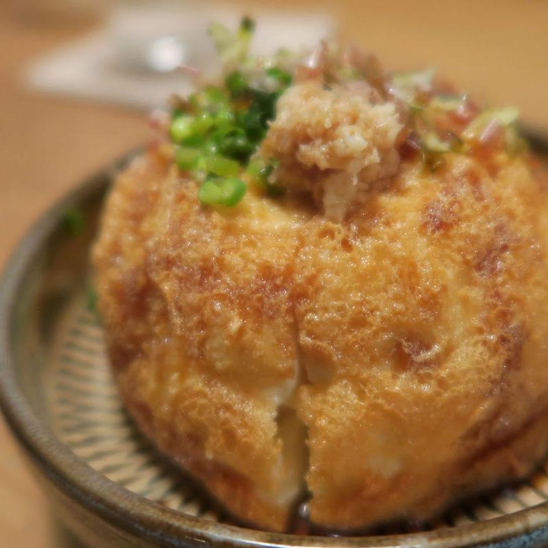 絶品!まぼろしの厚揚げ&豆腐生チョコが有名な西中洲の三原豆腐店